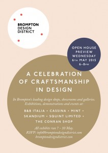 Mint Shop Contours of Spring May 2015 Design Show