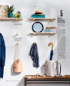 Martha Stewart Living Features Smilow Furniture's Woven Rush Bench