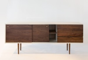 Classic 3 Door Credenza Can Be Customized