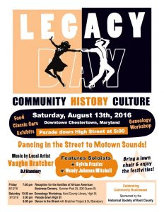 Legacy Day 2016