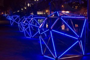Chestertown's RiverFest 2016 to Feature Large-Scale Light Sculptures