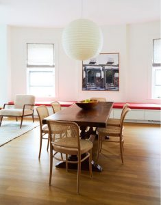 Smilow® Furniture Featured in New and Understated Park Slope Condo