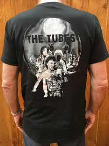Titanium Tubes T-shirts are available