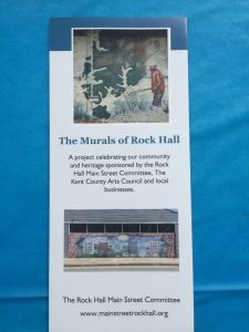 """CALL FOR ARTISTS"" FOR ROCK HALL MURAL PROJECT"