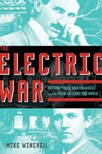 """2019 Grateful American Book Prize 'Honorable Mentions' to go to Henry Louis Gates Jr. and Tonya Bolden for """"Dark Sky Rising"""" and to Mike Winchell for """"The Electric War"""""""