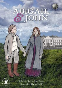 """""""Abigail & John"""": American History Profoundly Portrayed in a Children's Book"""